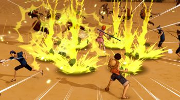 One Piece Pirate Warriors 3: pubblicato il trailer di lancio