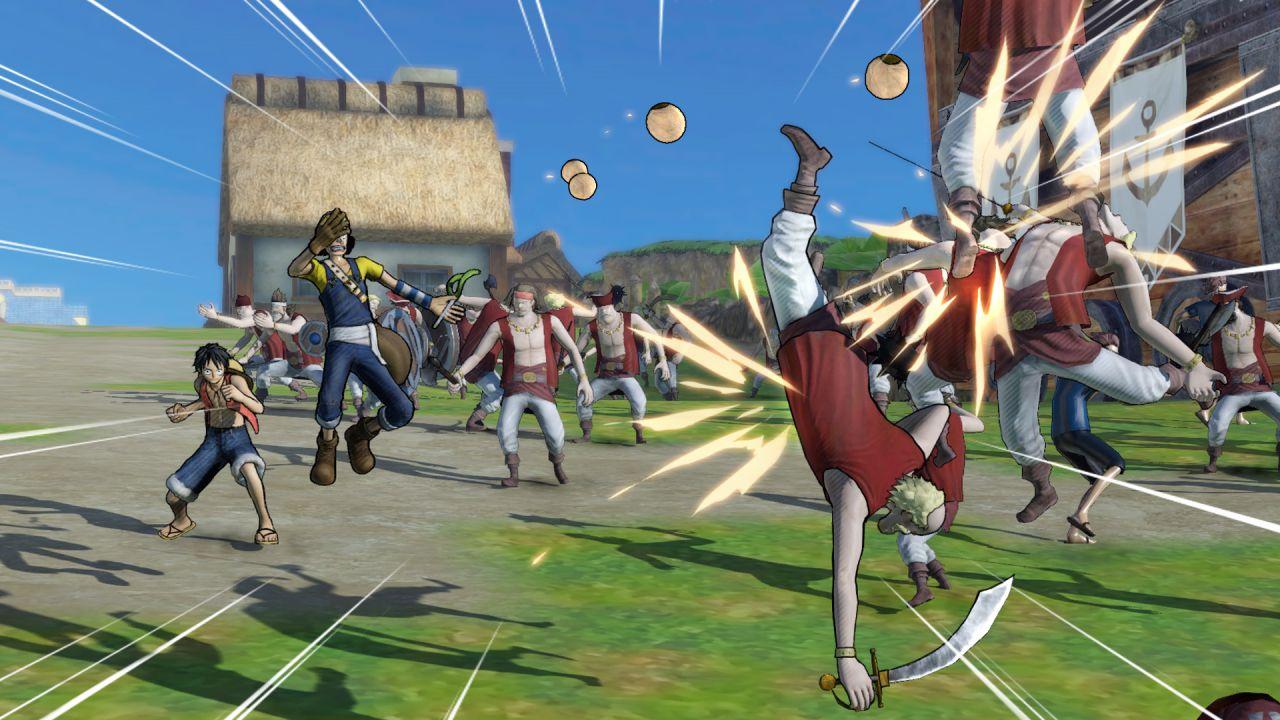 One Piece: Pirate Warriors 3, tantissime nuove immagini