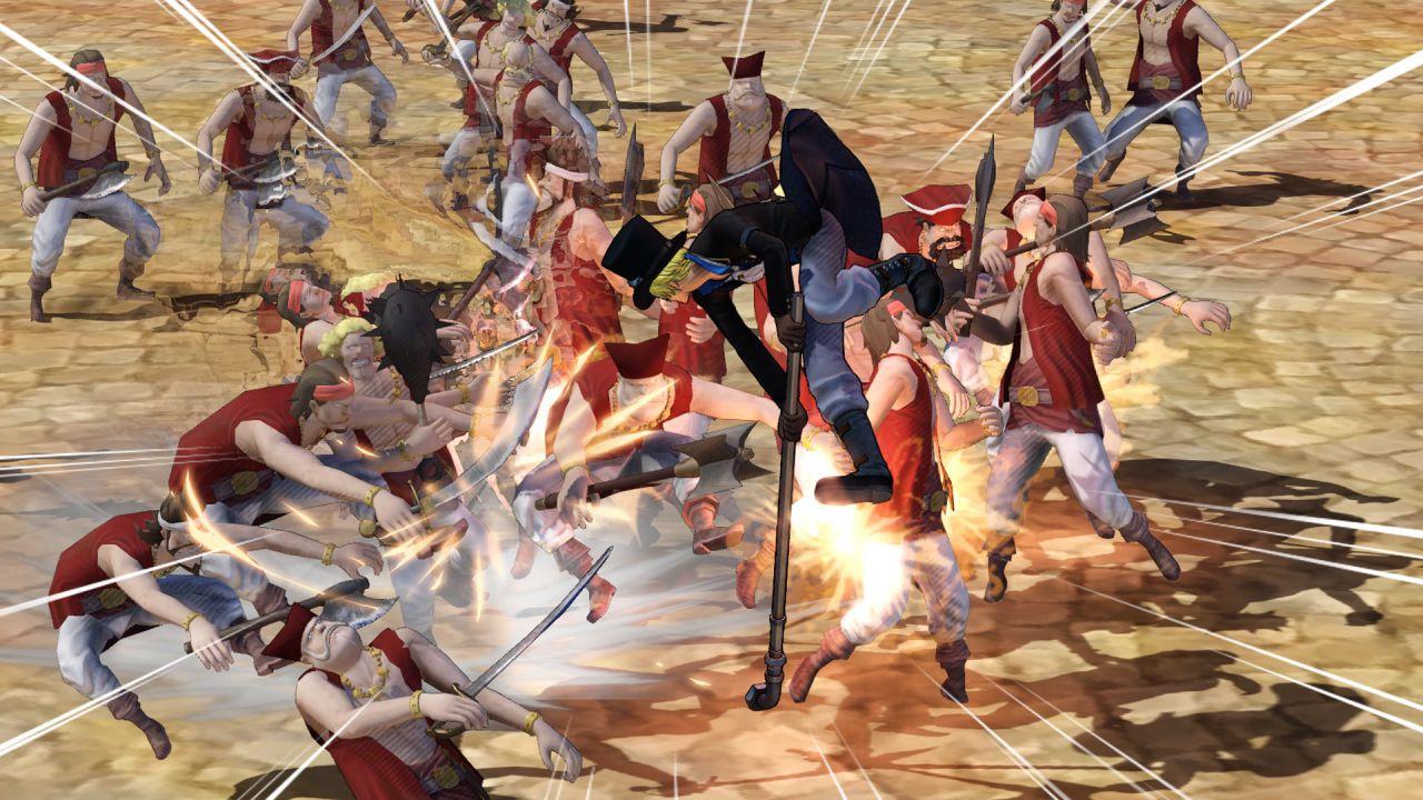 One Piece: Pirate Warriors 3, tantissime nuove immagini mostrano il gameplay e i personaggi
