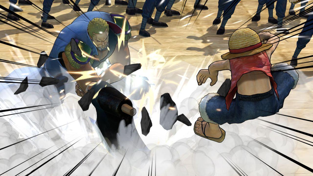 One Piece Pirate Warriors 3 ha venduto un milione di copie
