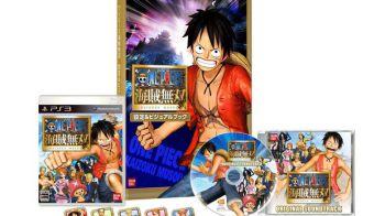 One Piece Pirate Warriors: annunciati i primi DLC