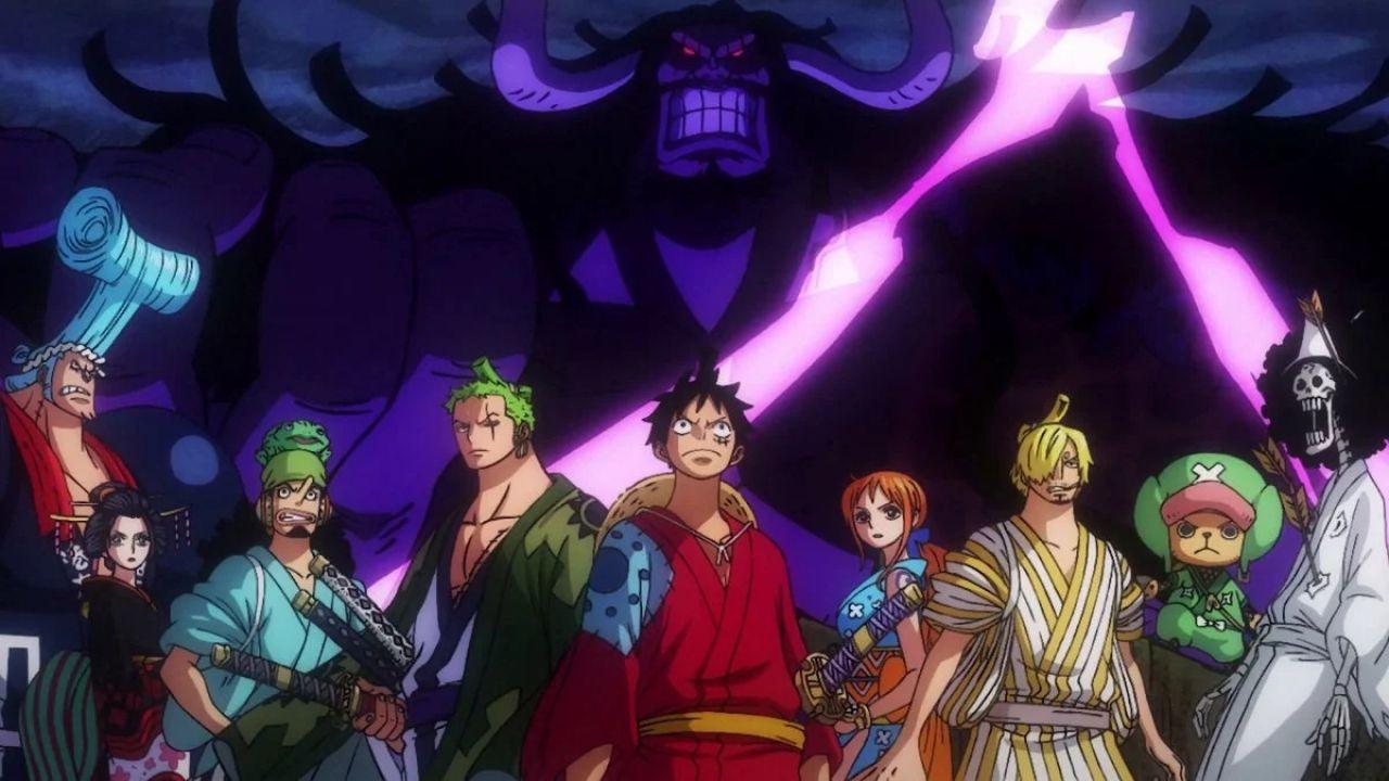 ONE PIECE: la preview dell'episodio 957 annuncia una pausa, l'anime torna il 10 gennaio