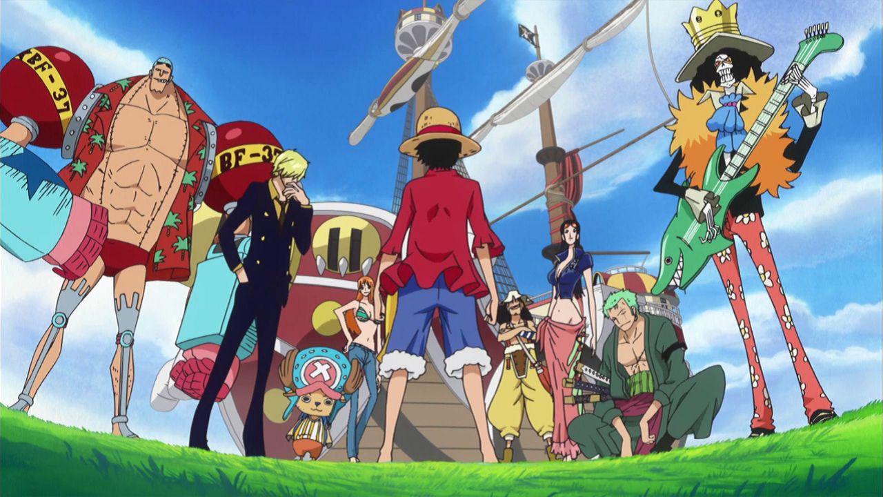 One Piece: qual è l'arco narrativo più longevo dell'anime?