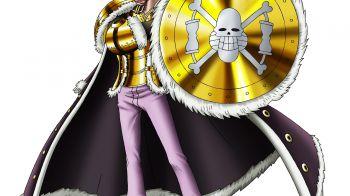 One Piece Romance Dawn: artwork e immagini