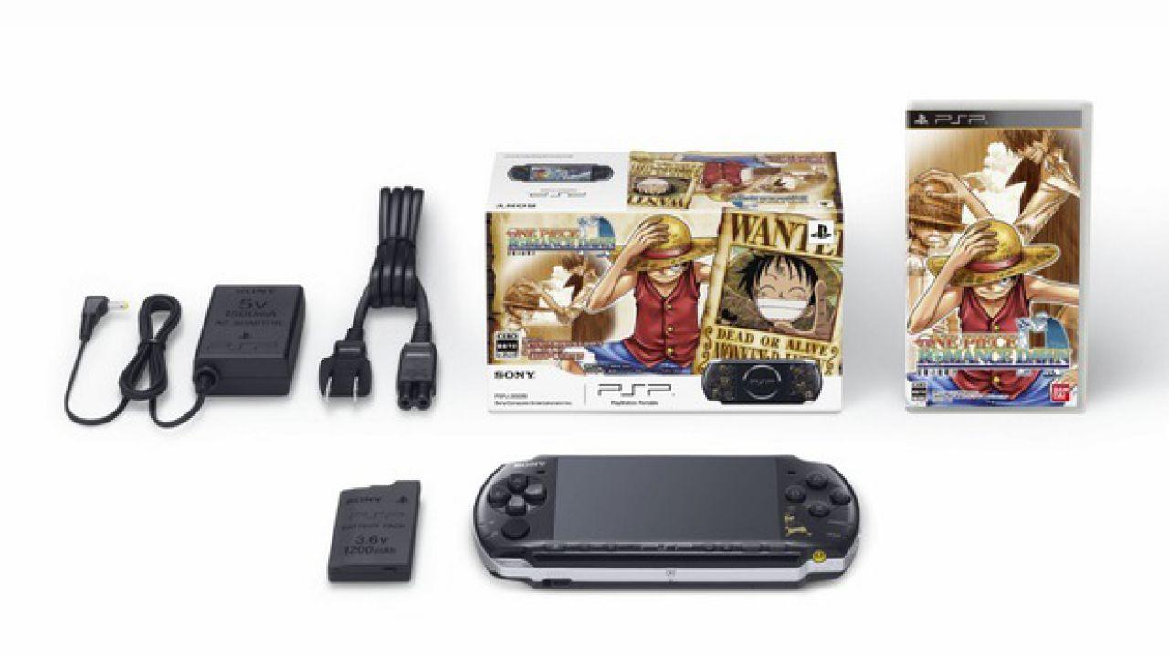 One Piece: Romance Dawn - nuovi screenshots e immagini