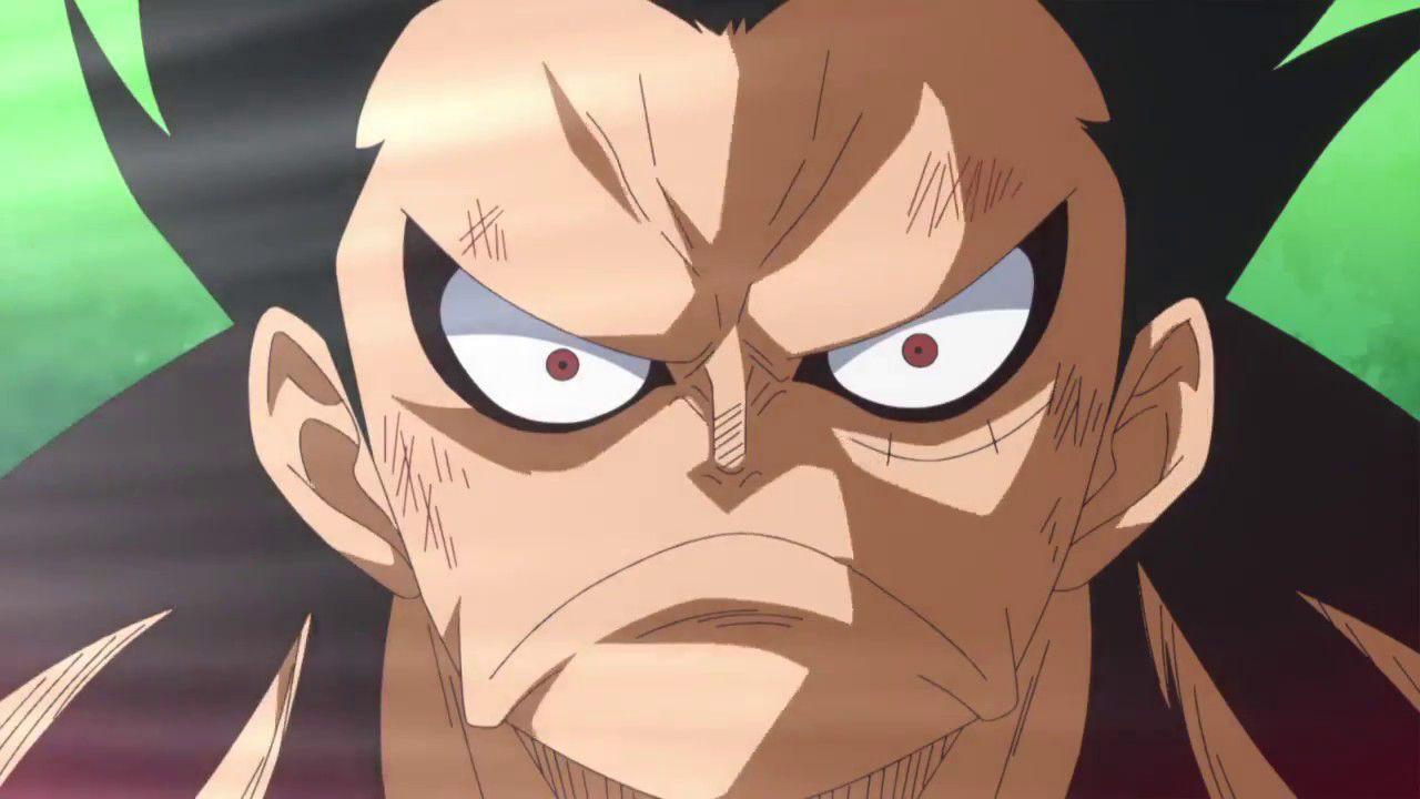 ONE PIECE: Rufy e Oda al centro di una polemica dopo l'ultima cover di Weekly Shonen Jump