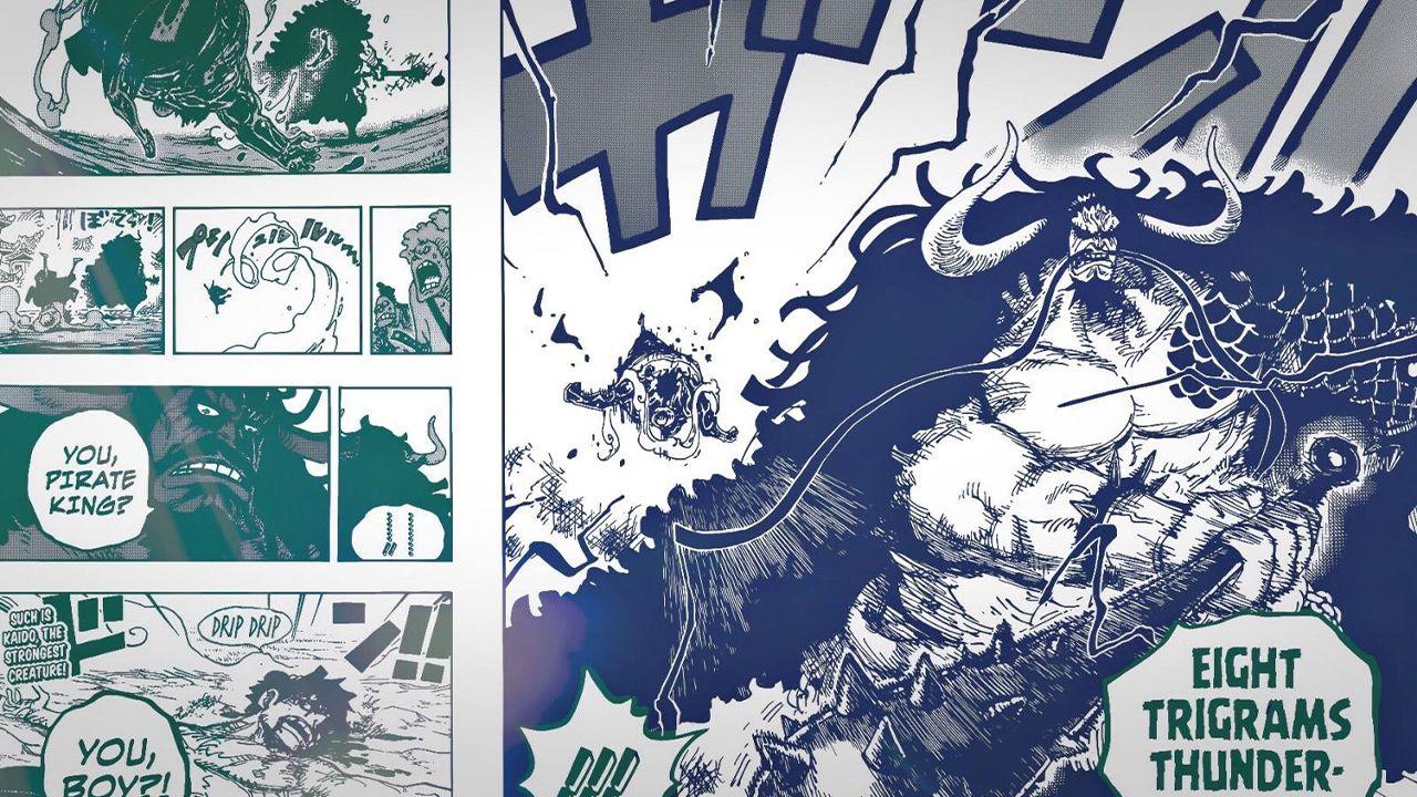 ONE PIECE: Rufy si scontrerà con un Kaido non al massimo?