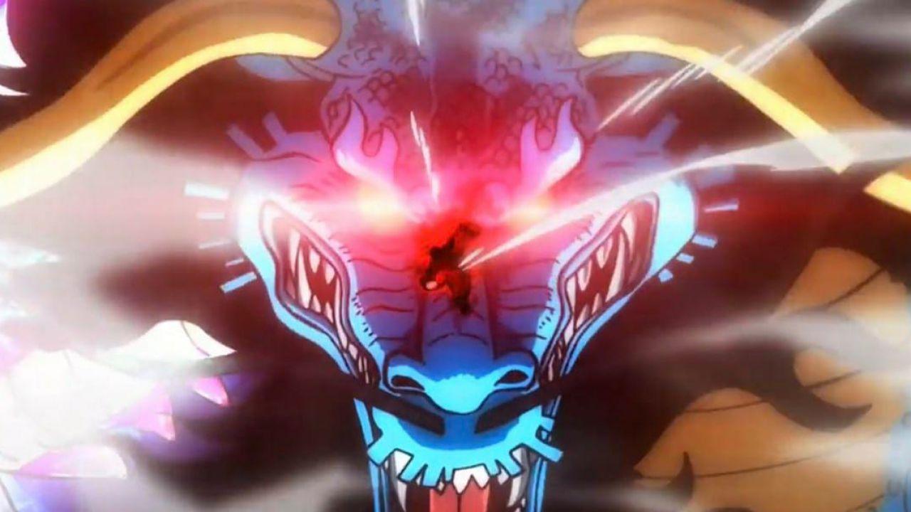ONE PIECE: lo scontro tra Rufy e Kaido nell'anime non è fedele al manga?