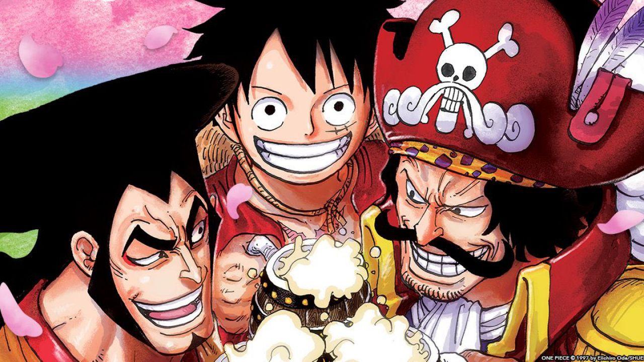ONE PIECE: una singolare profezia di Kozuki Oden riguarderebbe Luffy?