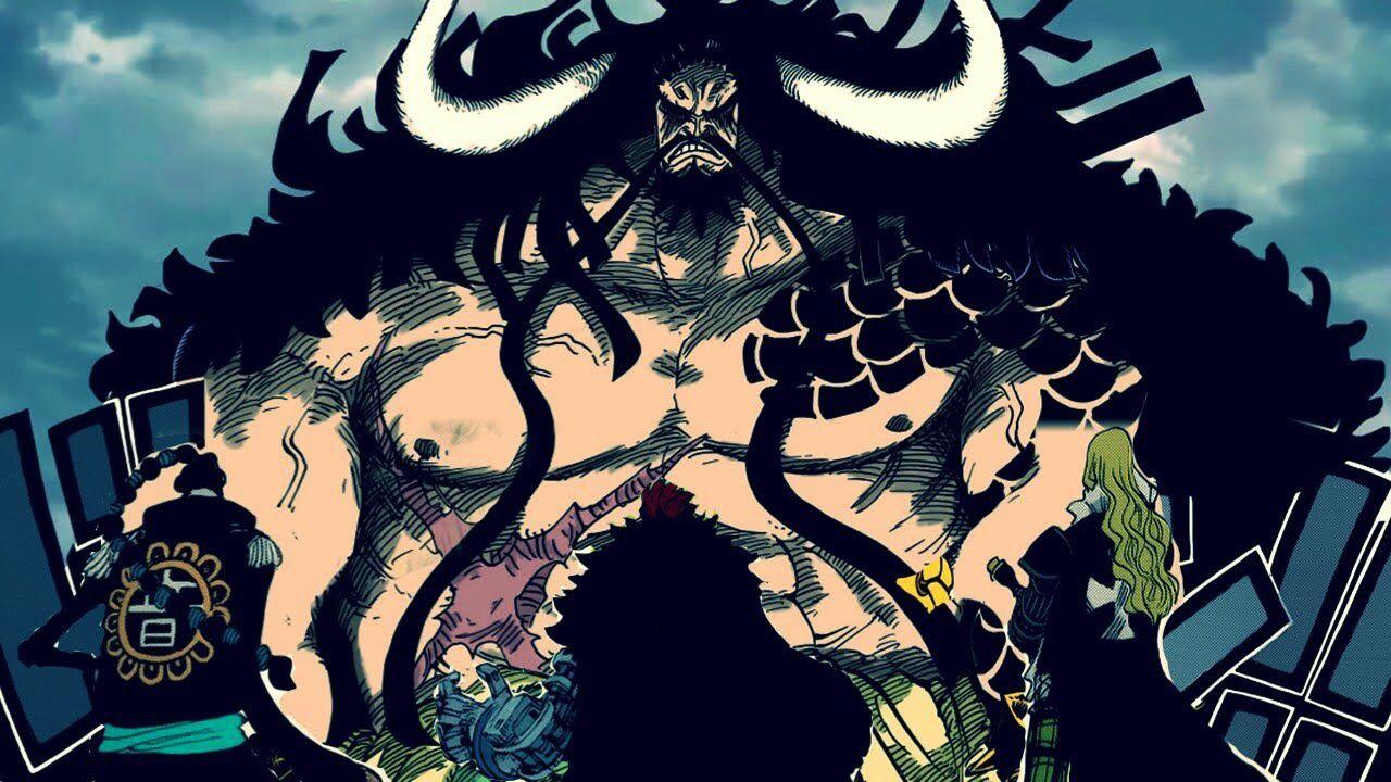 ONE PIECE: una statuetta di Kaido 'Full Force' è pronta a schiacciare chiunque