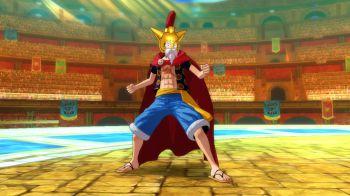 One Piece Super Grand Battle X: alcune immagini mostrano i costumi sbloccabili con gli Amiibo
