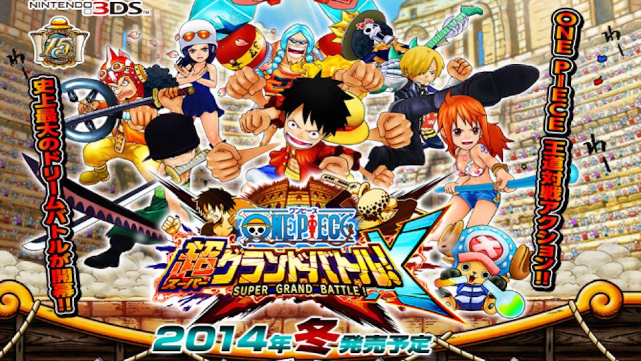 One Piece Super Grand Battle X supporterà gli Amiibo