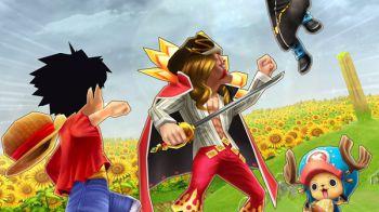 One Piece Thousand Storm annunciato per smartphone e tablet