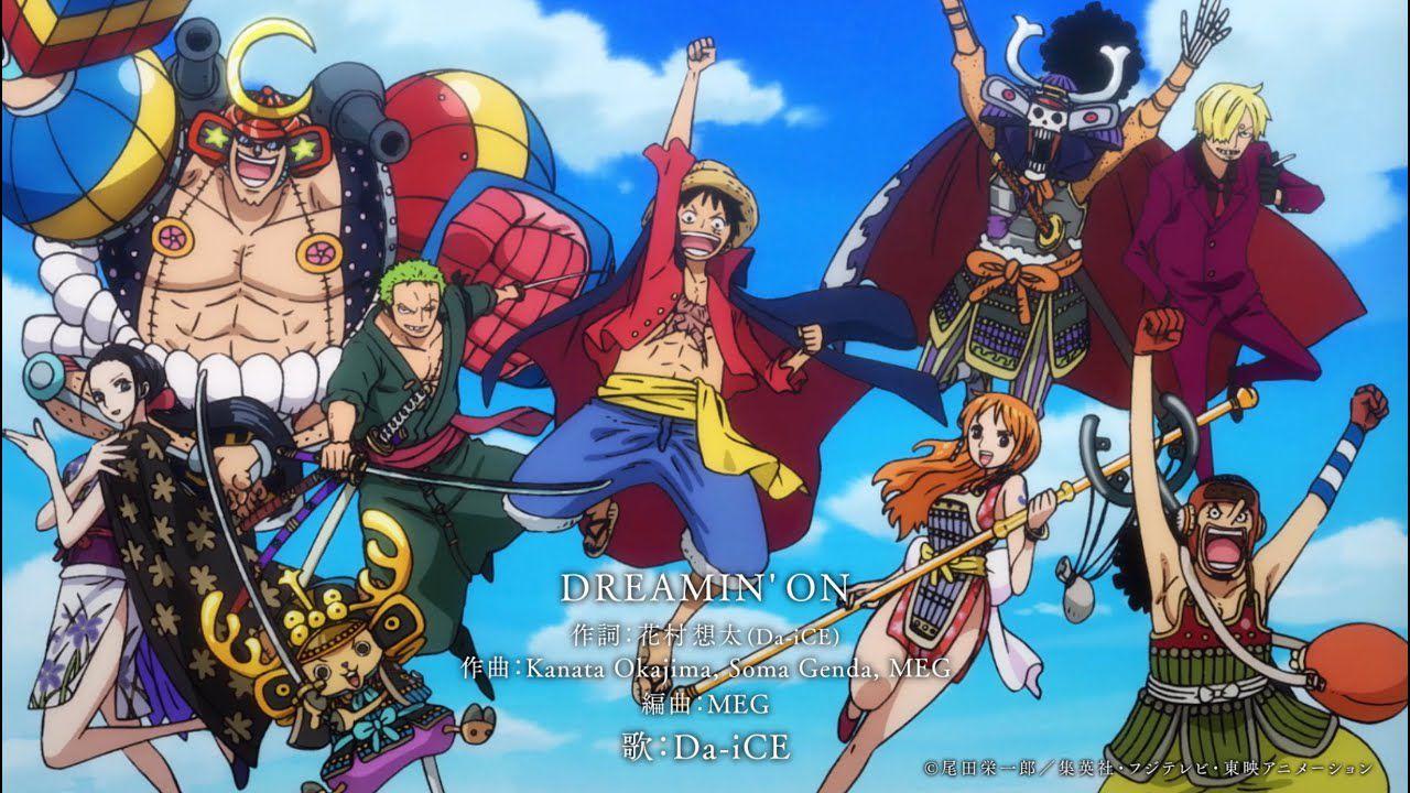ONE PIECE: la top 5 delle opening dell'anime sui pirati
