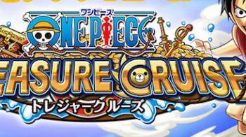 One Piece Treasure Cruise disponibile su iOS e Android