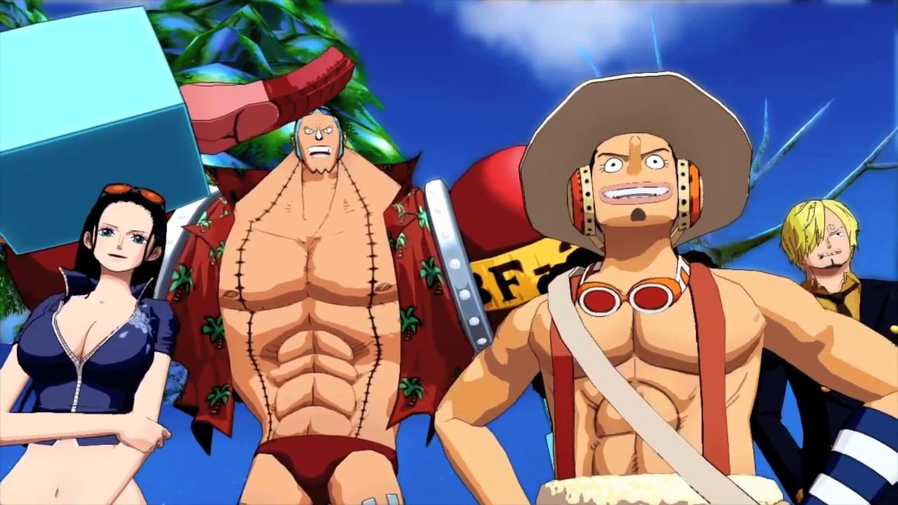 One Piece Unlimited World R: dettagli sulla modalità Battle Coliseum