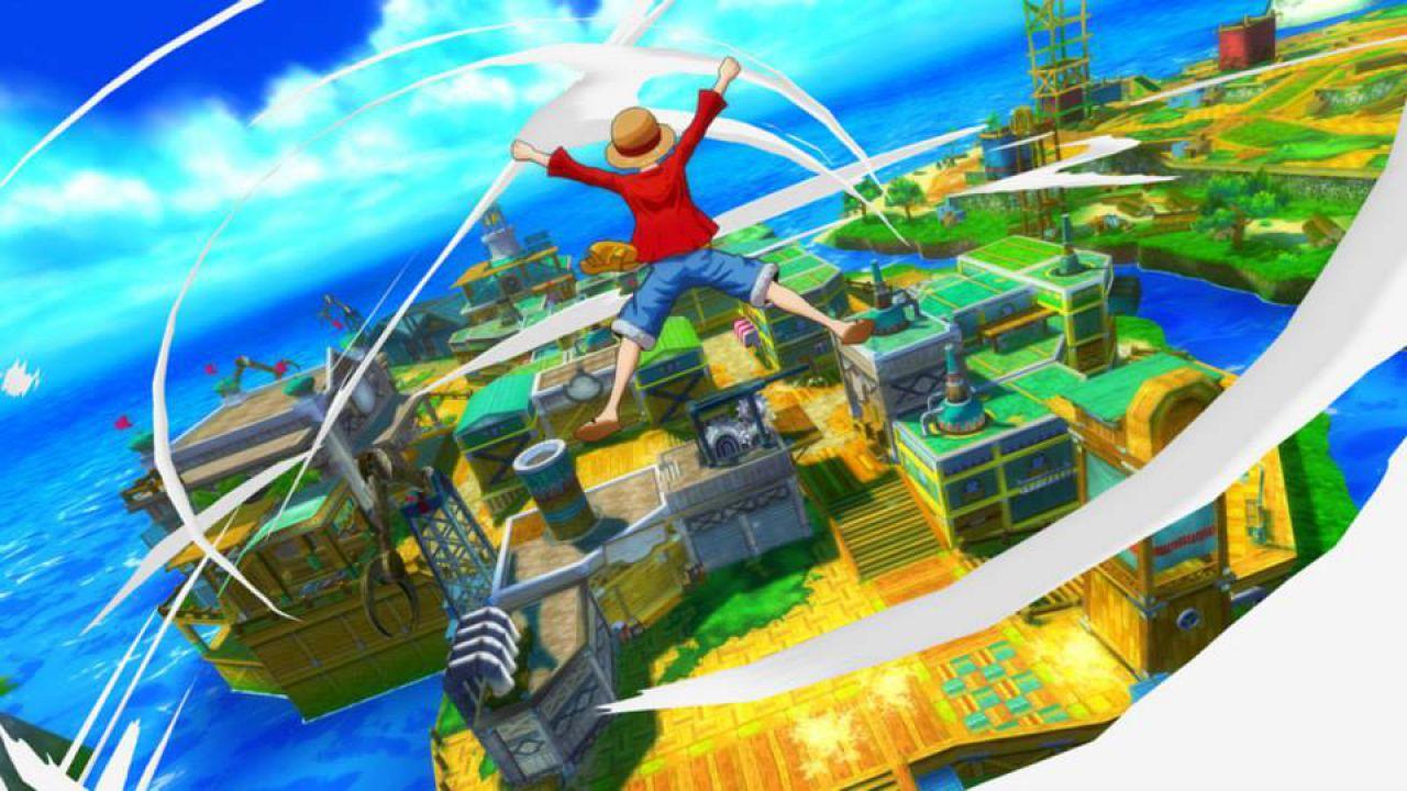 One Piece Unlimited World R non sfrutterà l'effetto 3D