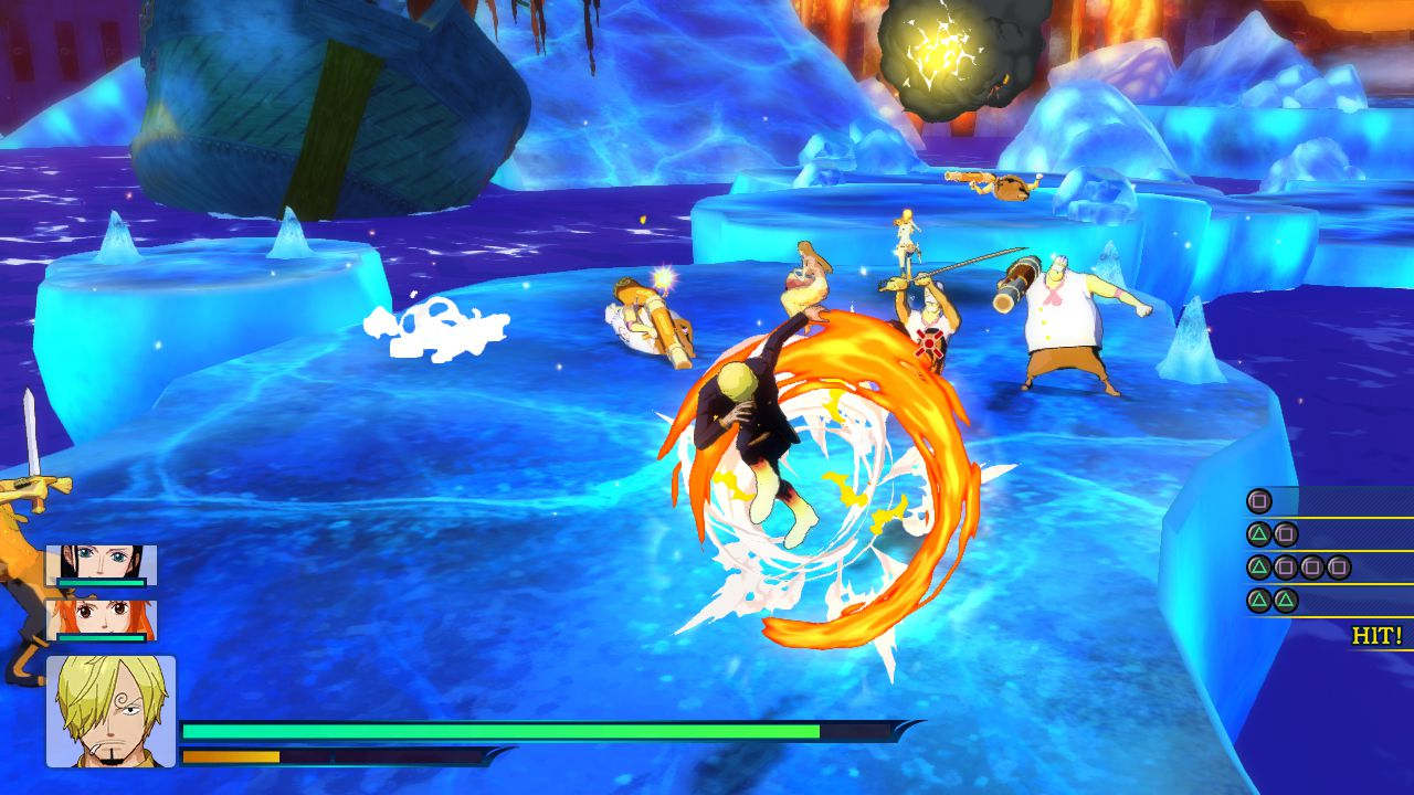 One Piece: Unlimited World R - un video per la versione 3DS