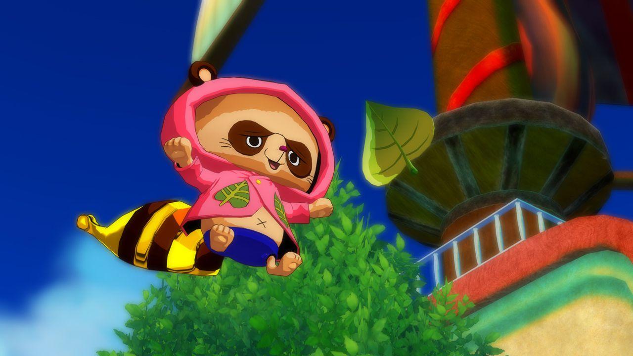 One Piece Unlimited World Red: aggiornamento per la versione Nintendo 3DS
