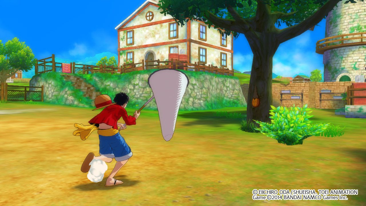One Piece: Unlimited World Red, disponibile il DLC Red Stands Alone