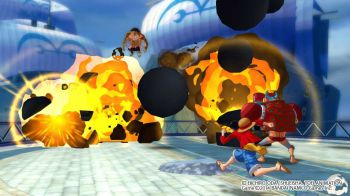 One Piece: Unlimited World Red, disponibile il quarto DLC
