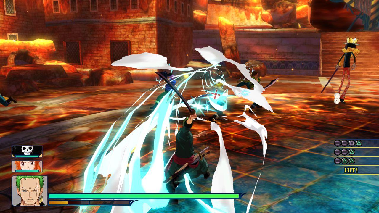 One Piece Unlimited World Red: Fujitora presente come boss battle