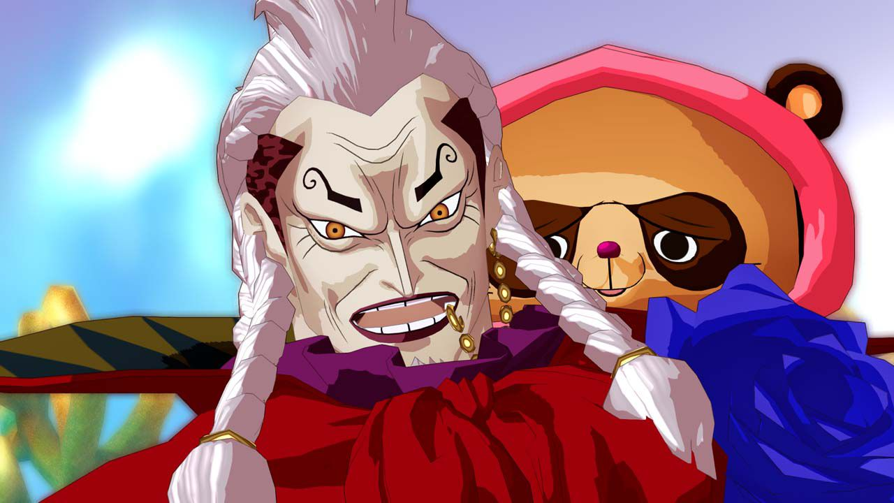One Piece Unlimited World Red: nuovi screenshot