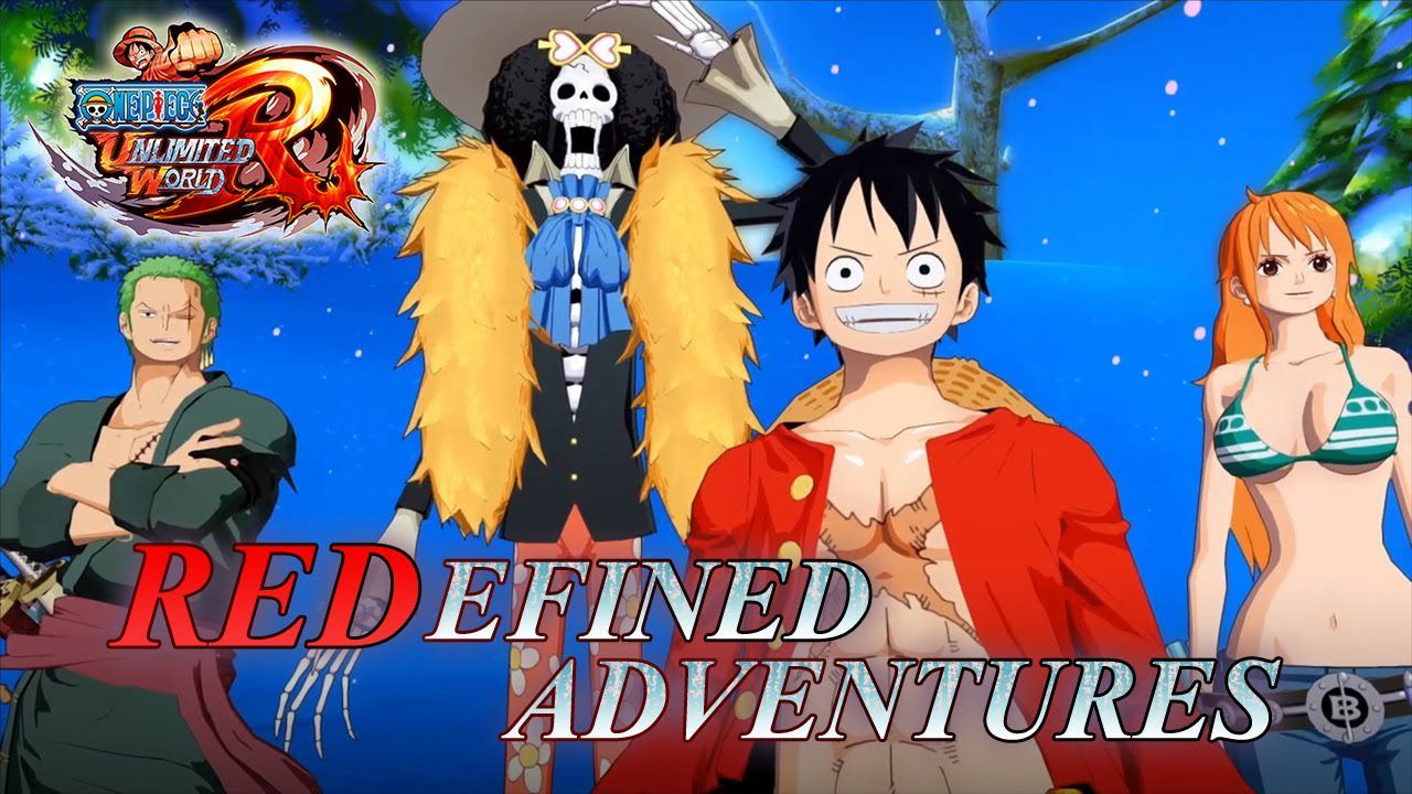 One Piece: Unlimited World Red - la patch giapponese per 3DS arriva il 12 Giugno