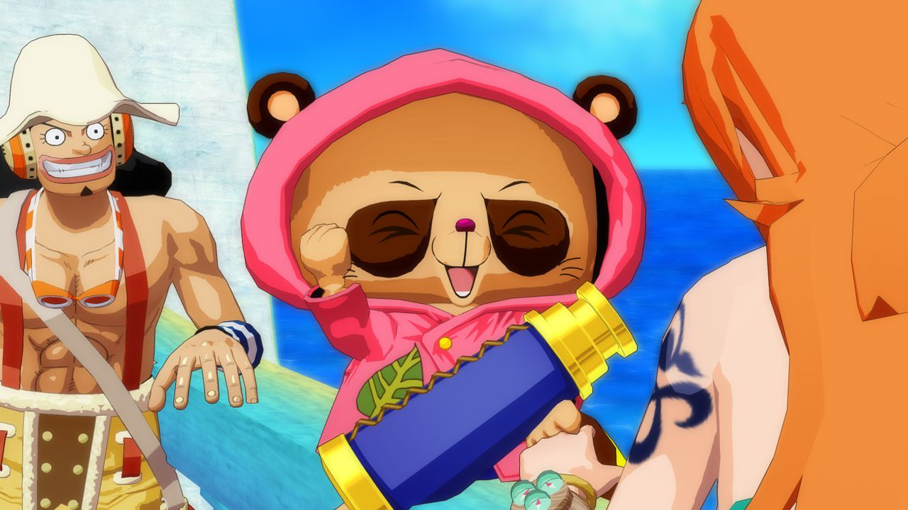 One Piece Unlimited World Red si mostra in nuovi screenshot