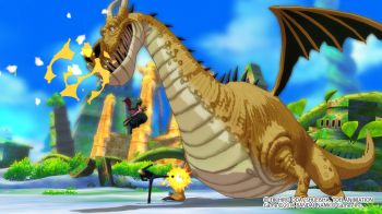 One Piece Unlimited World Red: video gameplay versione Wii U