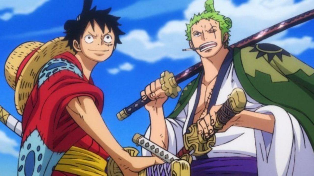 ONE PIECE: Wanokuni si fa un lifting grazie a un fan, l'anime torna allo stile classico