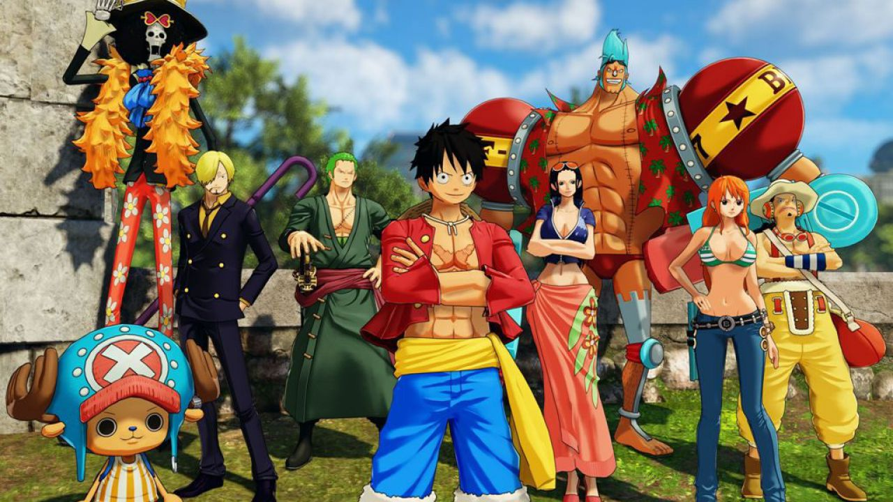 One Piece World Seeker e Jump Force giocabili a Lucca Comics & Games 2018