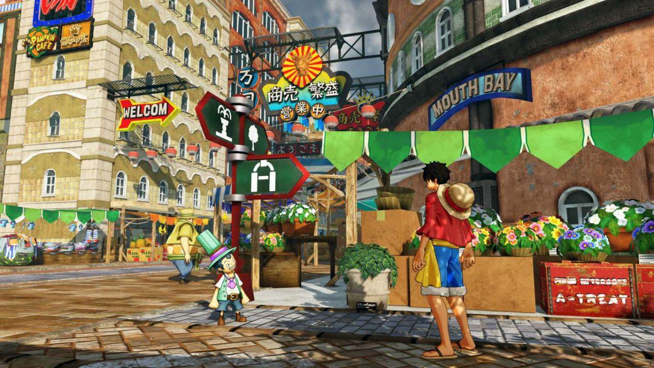 One Piece World Seeker: nuovi chiarimenti su longevità e attività endgame