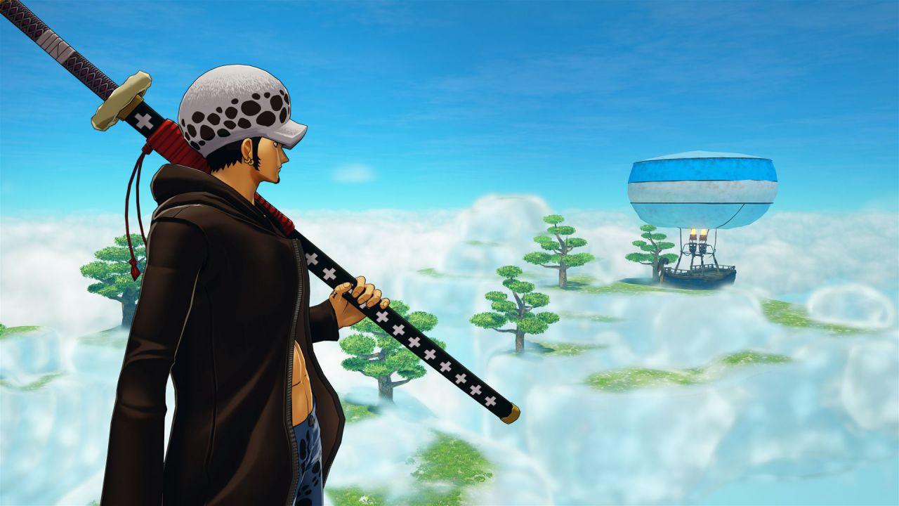 One Piece World Seeker: Trafalgar Law e un nuovo personaggio nelle immagini del terzo DLC