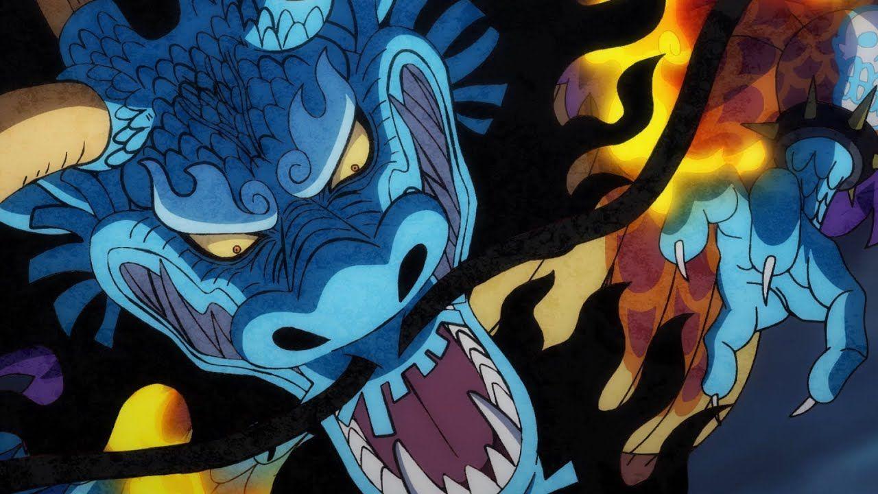 ONE PIECE x Pokémon: un fan unisce Kaido e Rayquaza in una nuova creatura