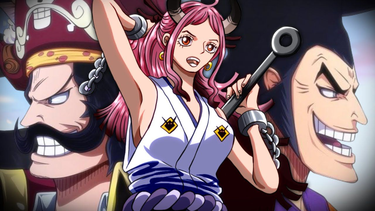 ONE PIECE: Yamato in uno splendido cosplay realizzato da Azubises