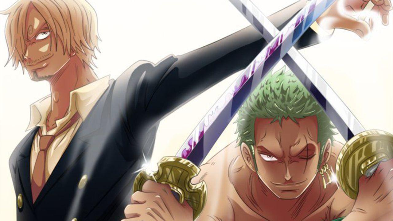 ONE PIECE: Zoro e Sanji insieme in un doppio cosplay a dir poco spettacolare