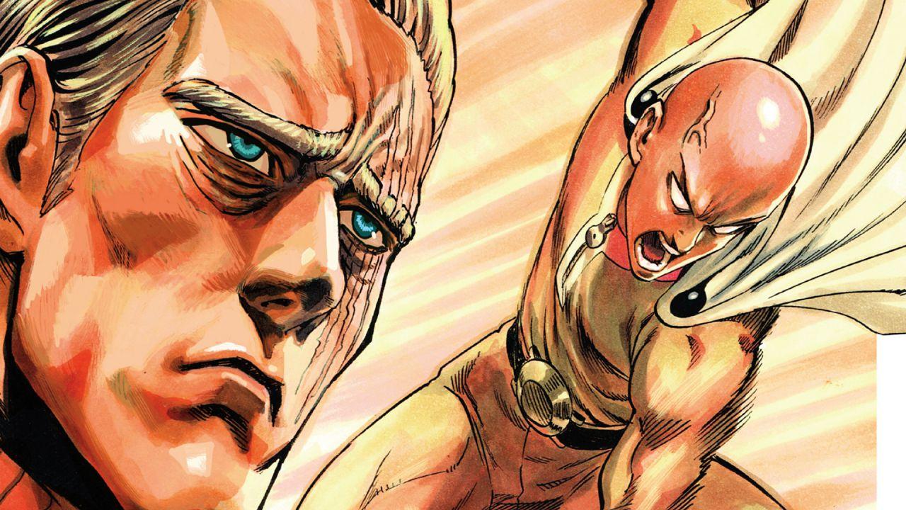 One-Punch Man 140: altri due eroi si uniscono al combattimento, quale destino per King?