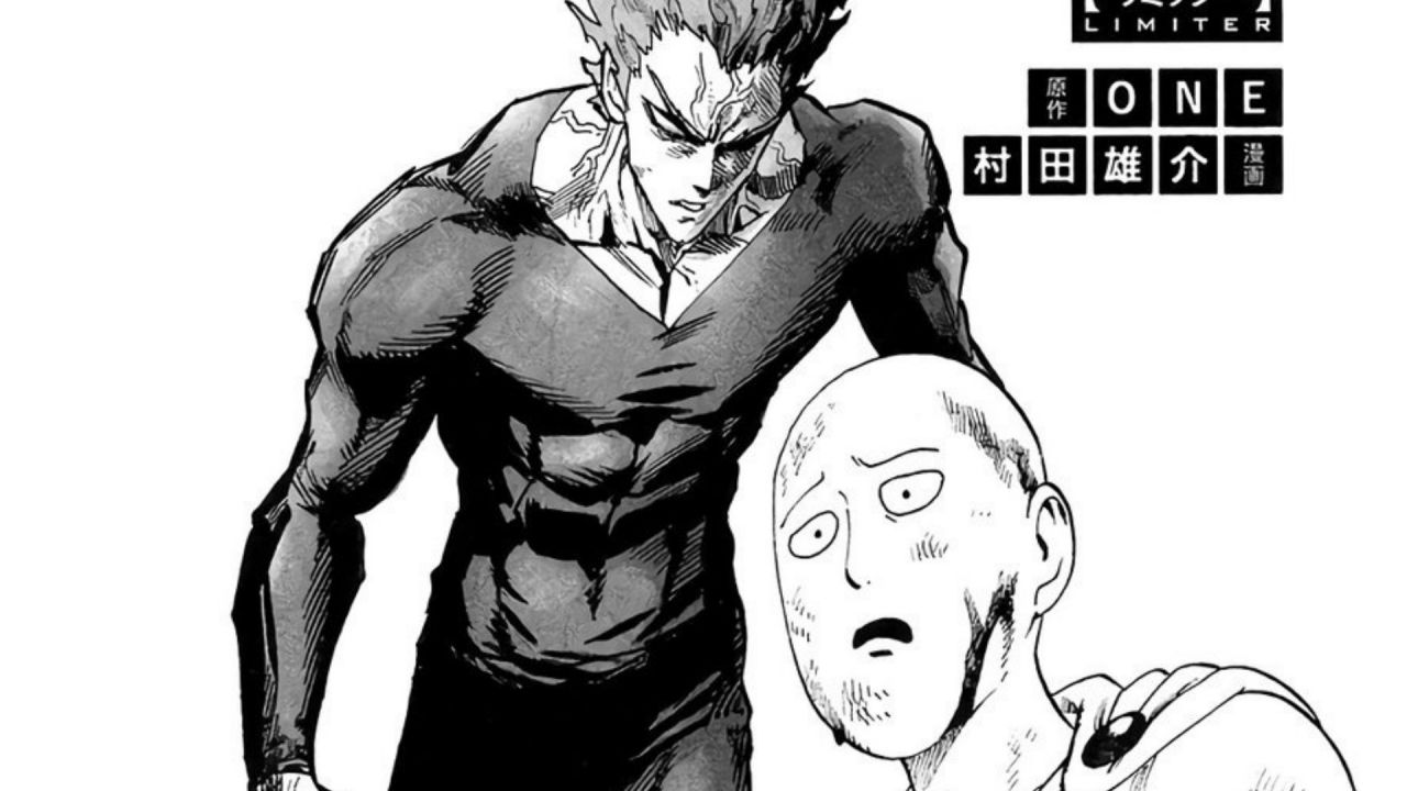 One-Punch Man: ecco diverse tavole incluse nel volume 18 del manga