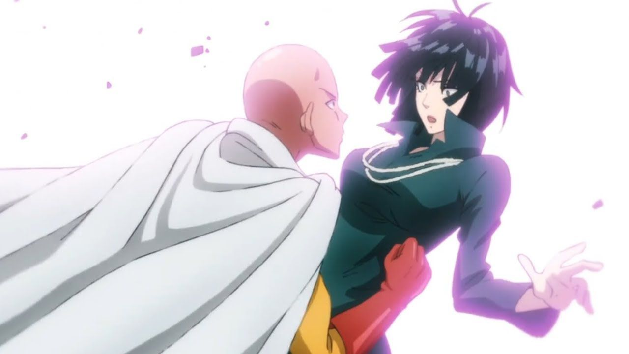 One-Punch Man: Fubuki e Saitama insieme in una fan art mozzafiato