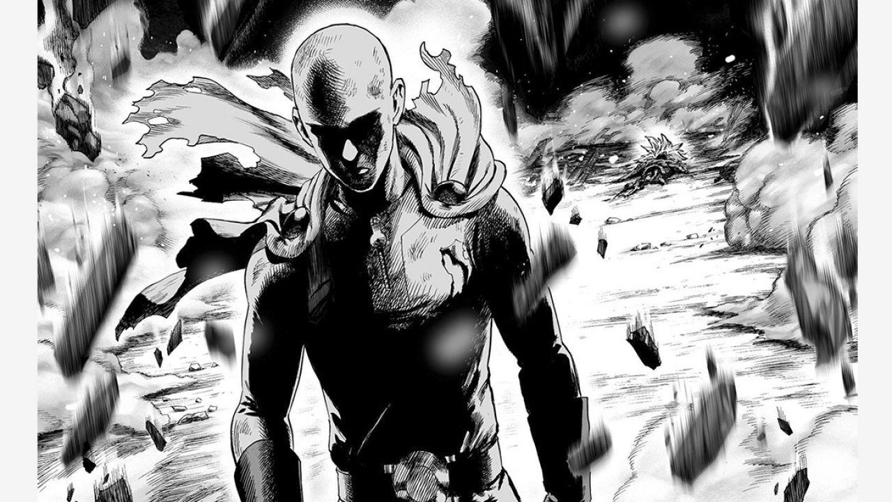 One Punch Man: il genio di Yusuke Murata, disegnare un manga come se fosse un anime