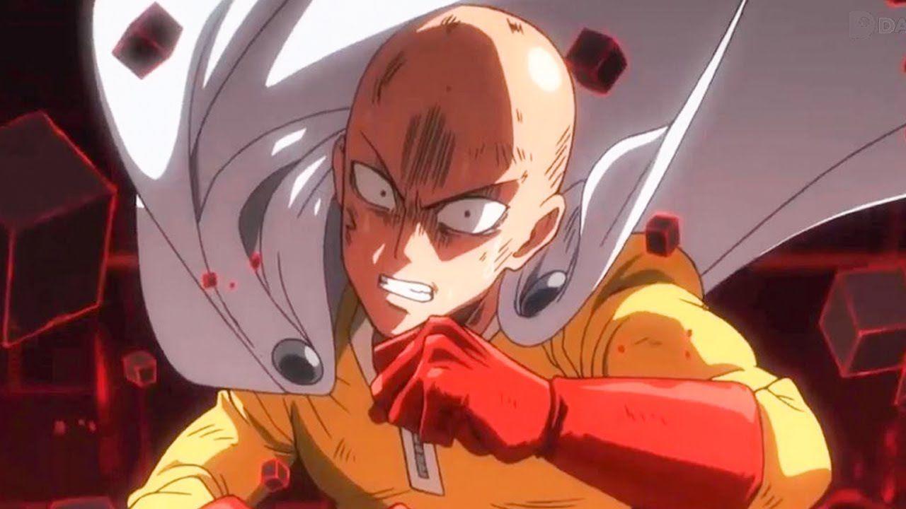 One-Punch Man: una incredibile fan animation mostra lo scontro tra Saitama e All Might