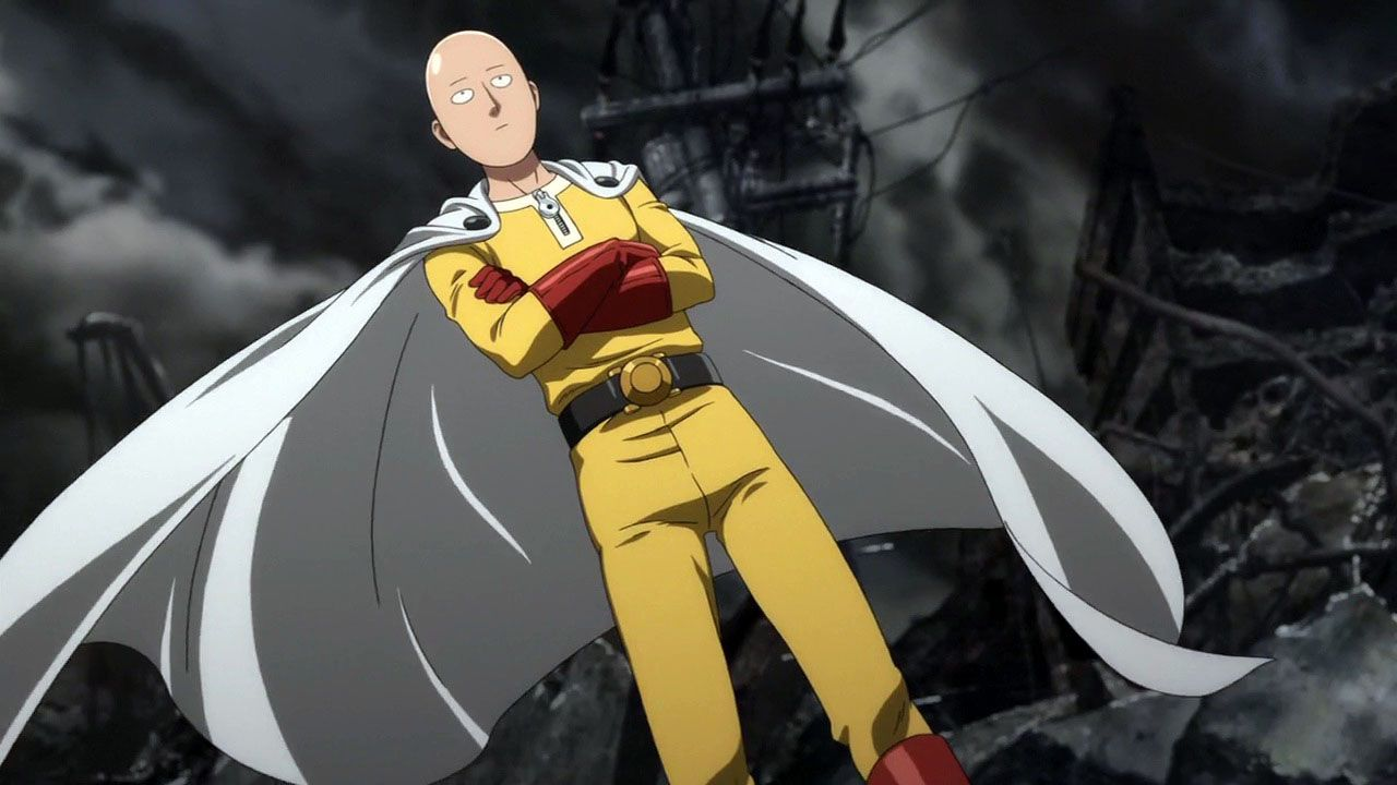 One punch man la seconda stagione cambia studio di for Nuova lista punch house