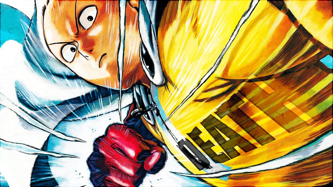 One-Punch Man: vediamo come sarà la cover del volume 18