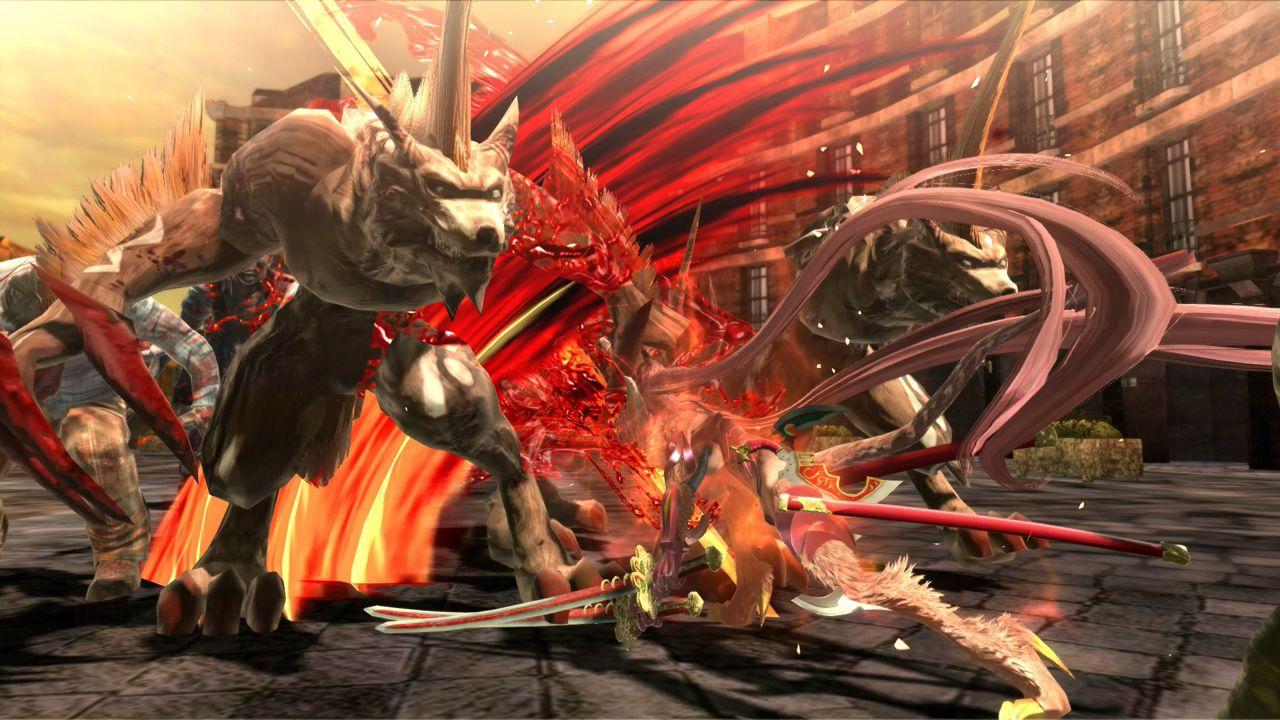 Onechanbara Z2 Chaos arriva domani su Steam