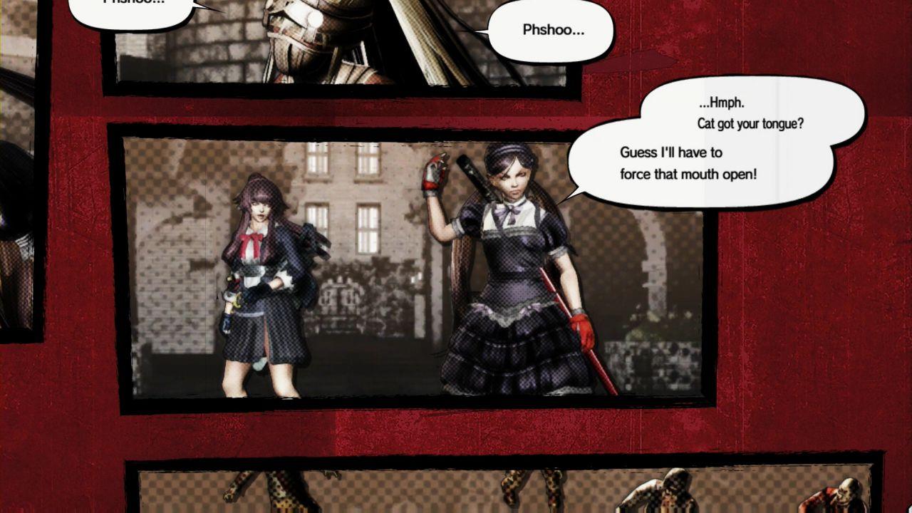 Onechanbara Z2 Chaos, confermata l'uscita occidentale, ecco i primi screenshot in inglese