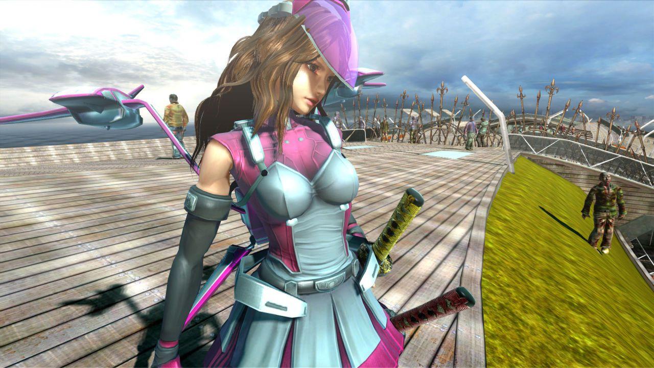 Onechanbara Z2 Chaos: nuovi screenshot