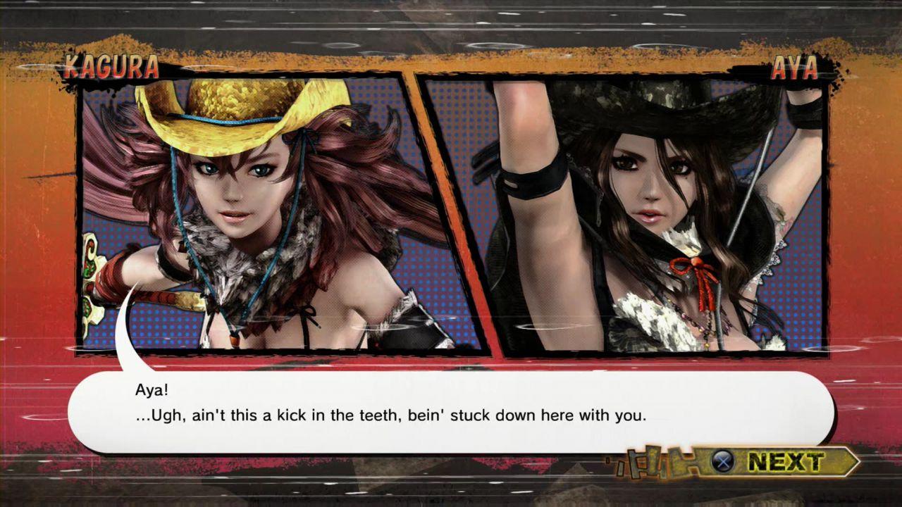 Onechanbara Z2: Chaos, svelati bonus erotici per le prime copie del gioco
