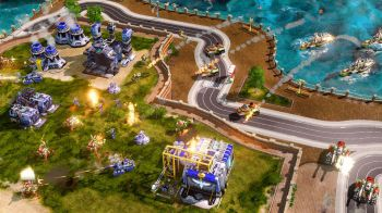 Online la demo di Red Alert 3