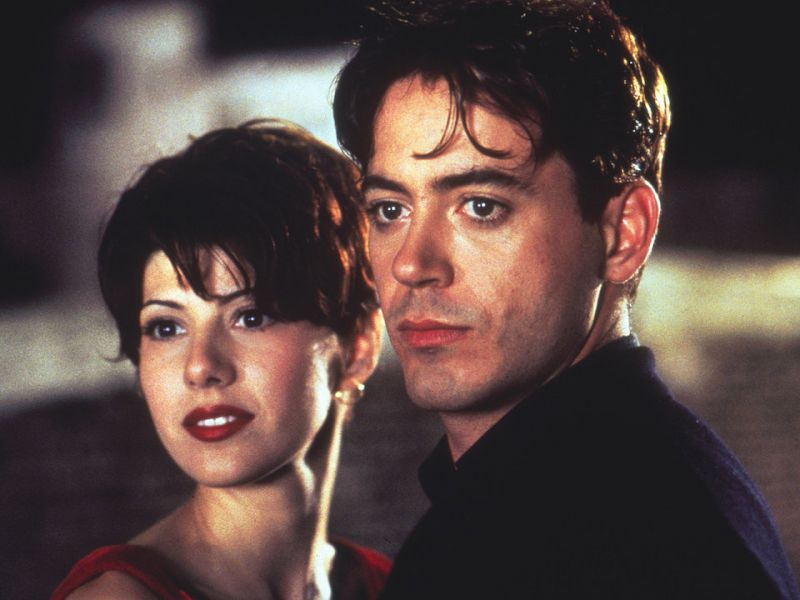 Only You, quando Marisa Tomei e Robert Downey Jr. imitavano Gregory Peck e Audrey Hepburn